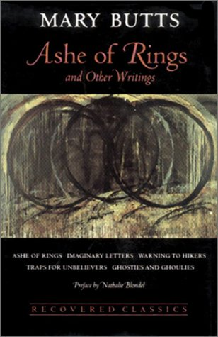 Ashe of Rings, and Other Writings 9780929701530