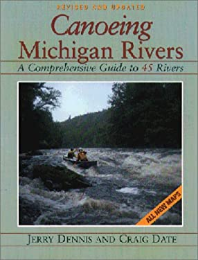Canoeing Michigan Rivers 9780923756215