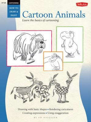 Cartooning: Animals 9780929261539