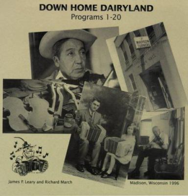 Down Home Dairyland Recordings 9780924119170