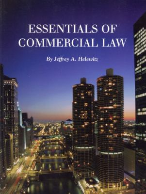 Essentials of Commercial Law 9780929563671
