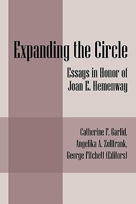 Expanding the Circle: Essays in Honor of Joan E. Hemenway 9780929670034