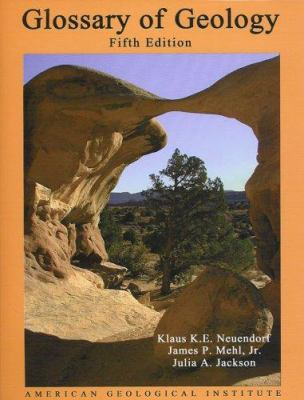 Glossary of Geology