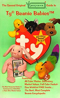 Greenbook Guide to Ty Beanie Babies [With Greenbook Wishlist, Pocket-Sized Guide] 9780923628512