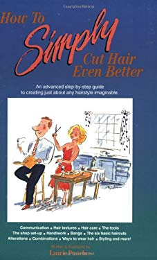 How to Simply Cut Hair Even Better 9780929883083