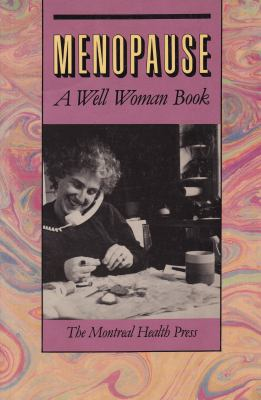 Menopause: A Well Woman Book 9780929005829