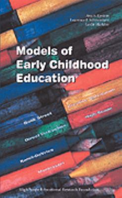 Models of Early Childhood Education 9780929816951