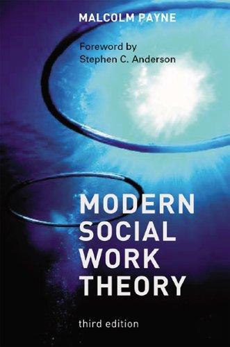 Modern Social Work Theory 9780925065834