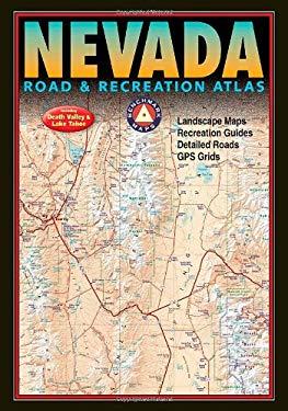 Nevada Road & Recreation Atlas 9780929591957