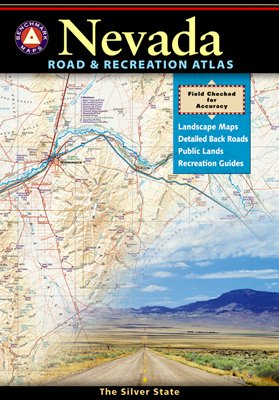 Nevada Road & Recreation Atlas 9780929591926