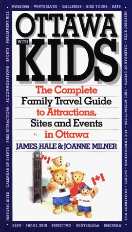 Ottawa with Kids 9780921912989