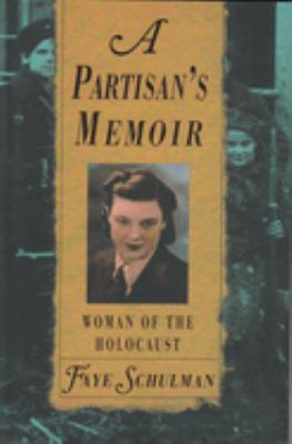 Partisans Memoir 9780929005768
