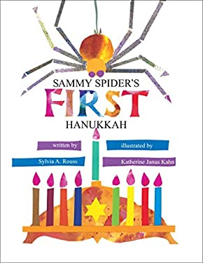 Sammy Spider's First Hanukkah 9780929371467