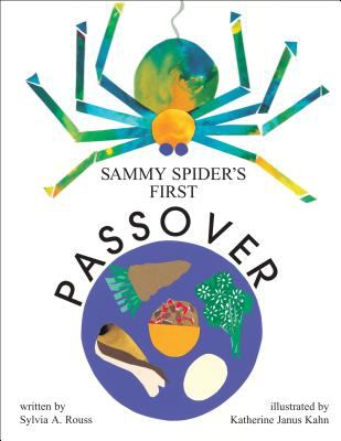 Sammy Spider's First Passover 9780929371825