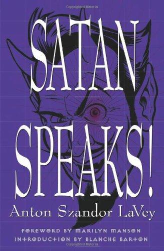 Satan Speaks! 9780922915668