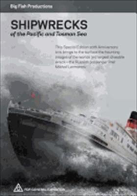 Shipwrecks of the Pacific & Tasman Sea