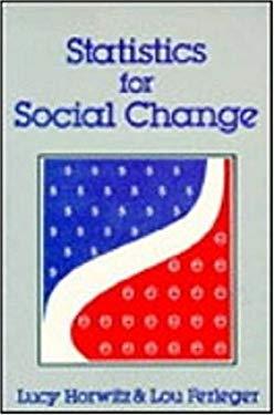 Statistics Social Change 9780920057117