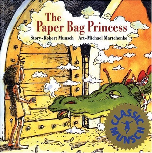 The Paper Bag Princess 9780920236826