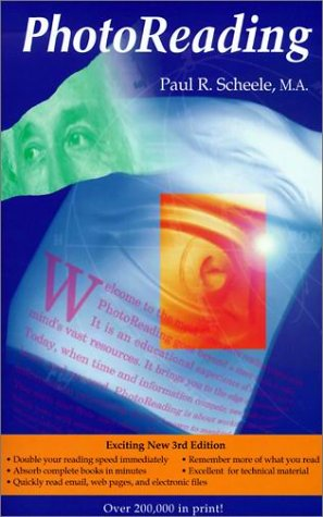 The PhotoReading Whole Mind System 9780925480538