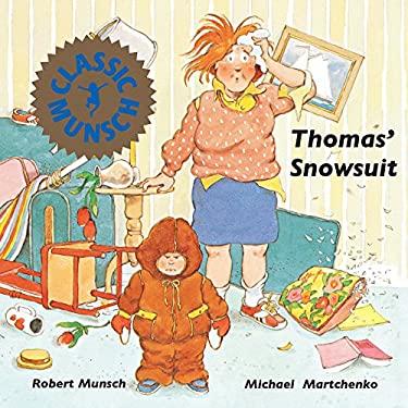 Thomas' Snowsuit (9780920303320) photo