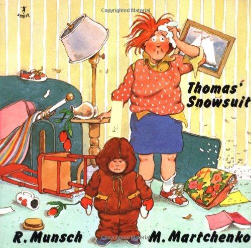 Thomas' Snowsuit (9780920303337) photo