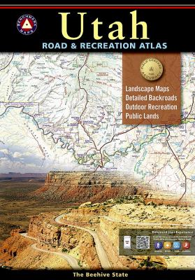 Utah Road & Recreation Atlas 9780929591735