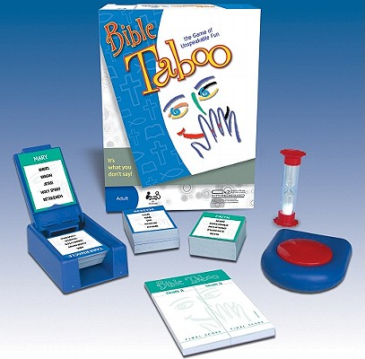 Bible Taboo: The Game of Unspeakable Fun 0830938007181