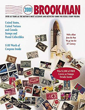 2000 Brookman Stamp Price Guide 9780936937465