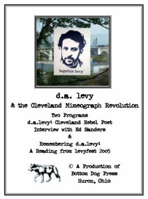 D.A. Levy & the Cleveland Mimeograph Revolution 9780933087989