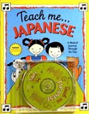 Teach Me Japanese [With Book] 9780934633154