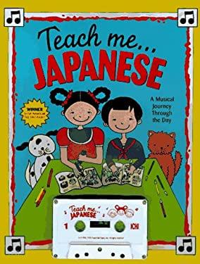 Teach Me Japanese [With Book] 9780934633178