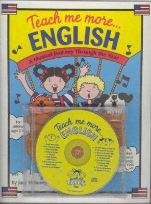 Teach Me More English/ESL [With 20-Page Book] 9780934633642