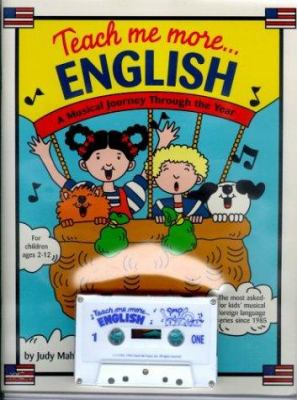 Teach Me More English/ESL [With 20-Page] 9780934633666