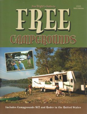Guide to Free Campgrounds 9780937877524