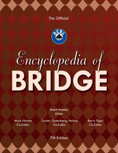 The Official ACBL Encyclopedia of Bridge [With 2 CDROMs] 9780939460991