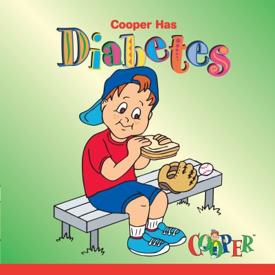 Cooper Has Diabetes 9780939838820