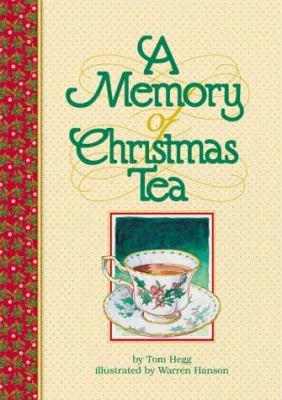 A Memory of Christmas Tea 9780931674396