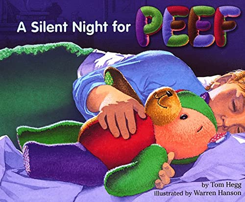 A Silent Night for Peef 9780931674358