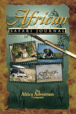 African Safari Journal 9780939895113