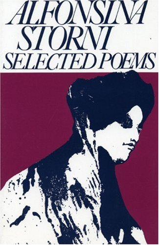 Alfonsina Storni: Selected Poems 9780934834162