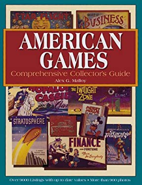 American Games: Comprehensive Collector's Guide 9780930625603