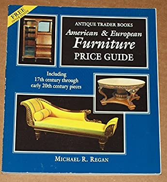 American and European Furniture Price Guide 9780930625467