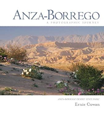 Anza-Borrego: A Photographic Journey 9780932653888