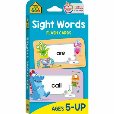 Beginning Basic Sight Word: Flash Cards