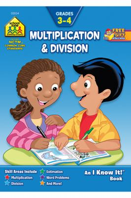 Multiplication and Division 3-4