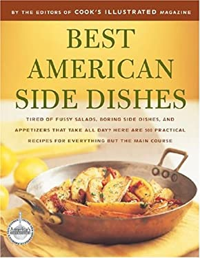Best American Side Dishes: A Best Recipe Classic 9780936184852