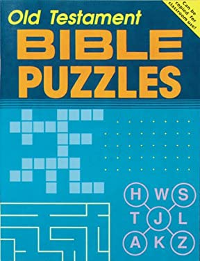 Bible Puzzles Old Testament 9780937282557