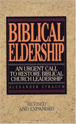 Biblical Eldership 9780936083117