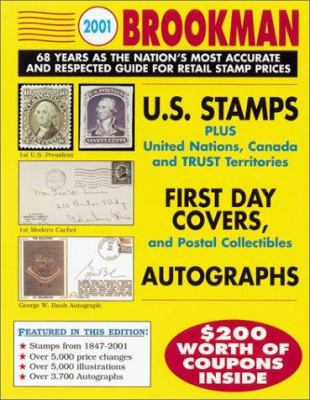 Brookman Stamp Price Guide 9780936937519