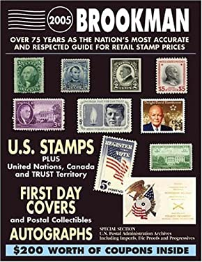 Brookman Stamp Price Guide 9780936937571